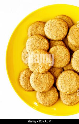 Gaufrettes Vanille Photo Stock