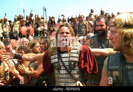 ALEXANDER 2004 Warner Bros film avec Colin Farrell qu'Alexandre le Grand Photo Stock