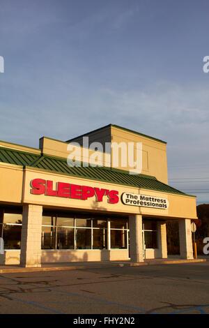 Sleepy's Store/ Photo Stock