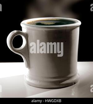 tasse à café Photo Stock