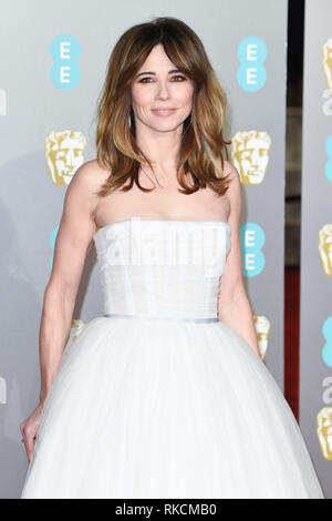 Londres, Royaume-Uni. 10 fév, 2019. Londres, Royaume-Uni. 10 février 2019 : Linda Cardellini arrivant pour le BAFTA Film Awards 2019 au Royal Albert Hall, Londres. Photo : Steve Sav/Featureflash Crédit : Paul Smith/Alamy Live News Photo Stock