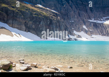 Le Glacier National Park, Montana Photo Stock