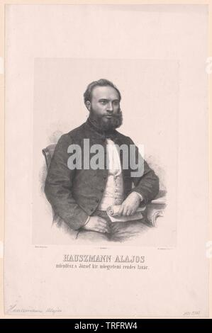 , Hauszmann Alajos, Additional-Rights-Clearance-Info-Not-Available Immagini Stock