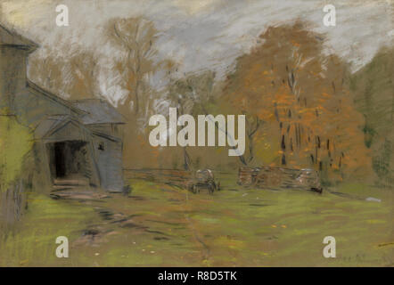 L'autunno. Collezione privata. Immagini Stock