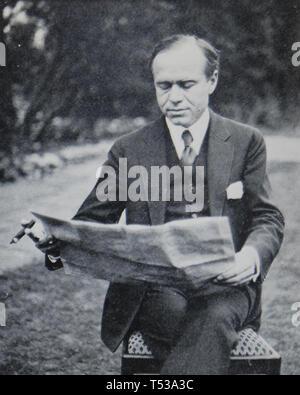 MAX AITKEN, primo Baron Beaverbrook (1879-1964) Anglo-Canadian editore e uomo politico Immagini Stock