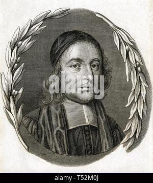 JOHN Wallis (1714-1793) naturalista inglese,antiquario e chierico Immagini Stock