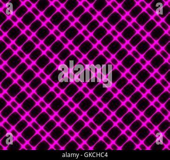 Illustrazione Vettoriale astratto colore sfondo incandescente Immagini Stock