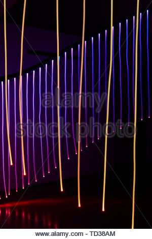 Installazione di Flynn Talbot Ltd per l'Australia. London Design Biennale 2018, Londra, Regno Unito. Architetto: Vari , 2019. Immagini Stock