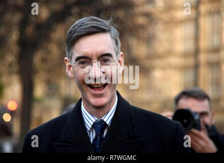 Giacobbe Rees-Mogg MP, Westminster, London Credit: Finnbarr Webster/Alamy Live News Immagini Stock