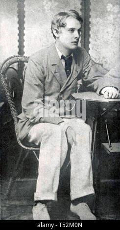 LORD ALFRED DOUGLAS (1870-1945) autore inglese e amico di Oscar Wilde, circa 1903 Immagini Stock