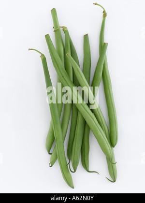 Fagioli verdi Immagini Stock