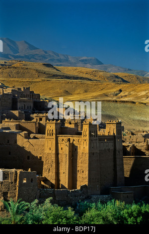 Kasbah Ait Benhaddou, Marocco Immagini Stock