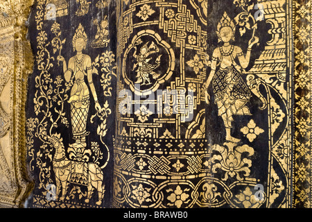 Lao P.D.R., Laos, Luang Prabang Immagini Stock