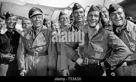 STUKAS 1941 UFA Nazi propaganda film Immagini Stock