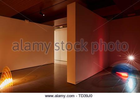 Installazione di merceria Studios. London Design Biennale 2018, Londra, Regno Unito. Architetto: Vari , 2019. Immagini Stock