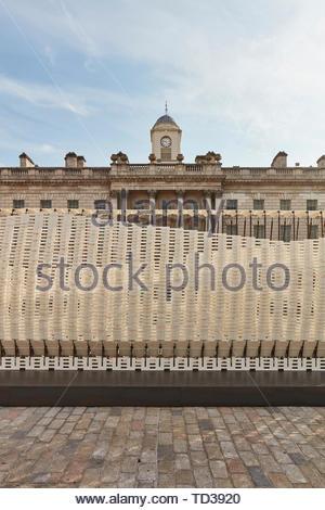 Installazione di Nassia Ingessis per la Grecia. London Design Biennale 2018, Londra, Regno Unito. Architetto: Vari , 2019. Immagini Stock