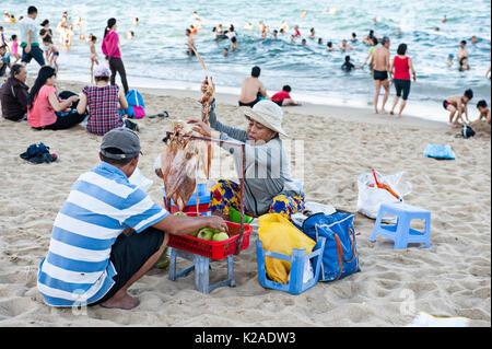 Nha Trang, Vietnam Immagini Stock