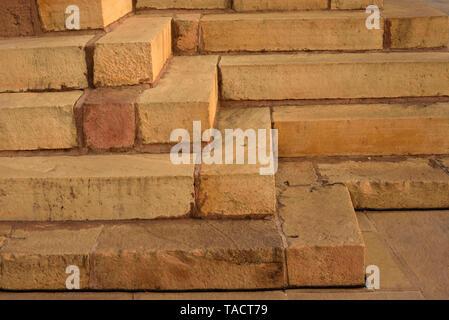 Fasi di Kandariya Mahadev temple Khajuraho Madhya Pradesh India Asia Immagini Stock