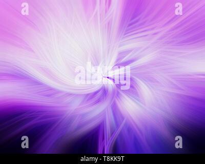 Abstract sfondo con fibre ritorte, sfondo Immagini Stock