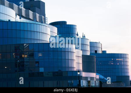 Stati Uniti d'America,New Jersey, Atlantic City, Revel Casino vista esterna Immagini Stock
