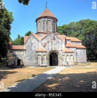 Sioni Manglisi cattedrale, Manglisi, Tetri Tsqaro distretto, Georgia Immagini Stock