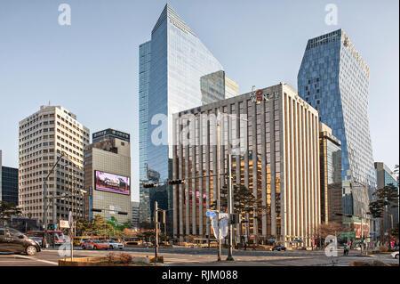 Seoul, Corea del Sud Immagini Stock