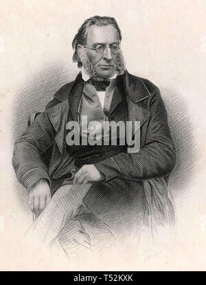 CHARLES JAMES NAPIER (1782-1853) ufficiale dell'Esercito britannico Immagini Stock