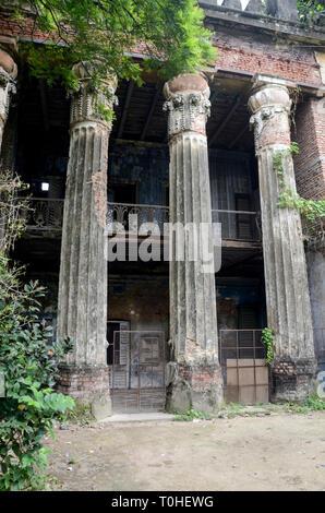Palazzo Vecchio, Calcutta, West Bengal, India Immagini Stock