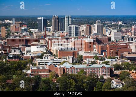 Stati Uniti d'America, Alabama, Birmingham Immagini Stock