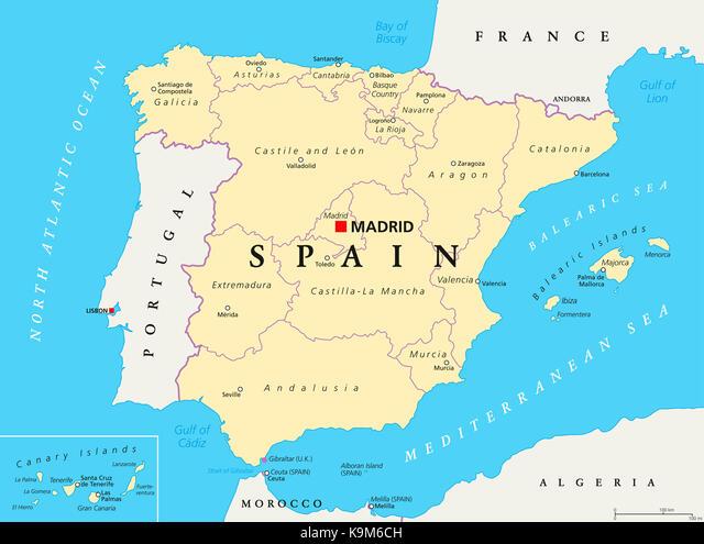 Bilbao Cartina Spagna.Bilbao Spagna Mappa Della Citta Foto Stock Alamy